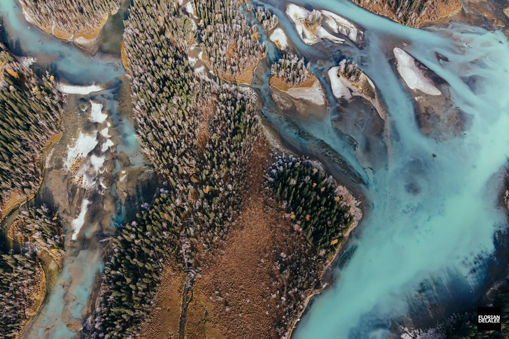 Nature Is The Best Artist: Amazing Landscapes By Florian Delalee