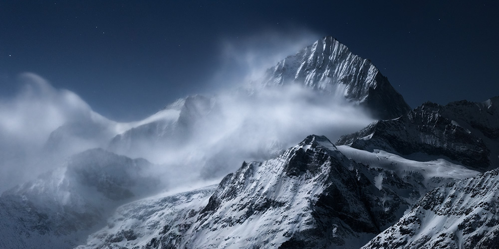 Moonscapes: Amazing Landscape Photography By Isabella Tabacchi