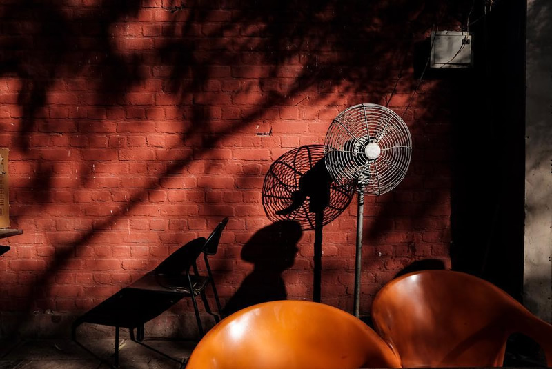 The best color street photography composition photos