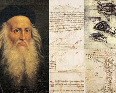 6 Da Vinci Inventions Ahead of Their Time