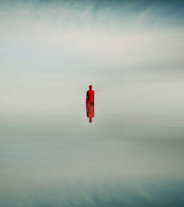 Surreal Self-Portraits By Felicia Simion