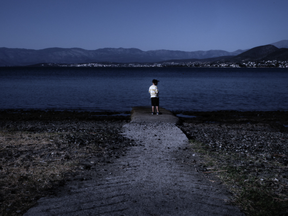 In The Distance: Photo Series By Antonis Giakoumakis