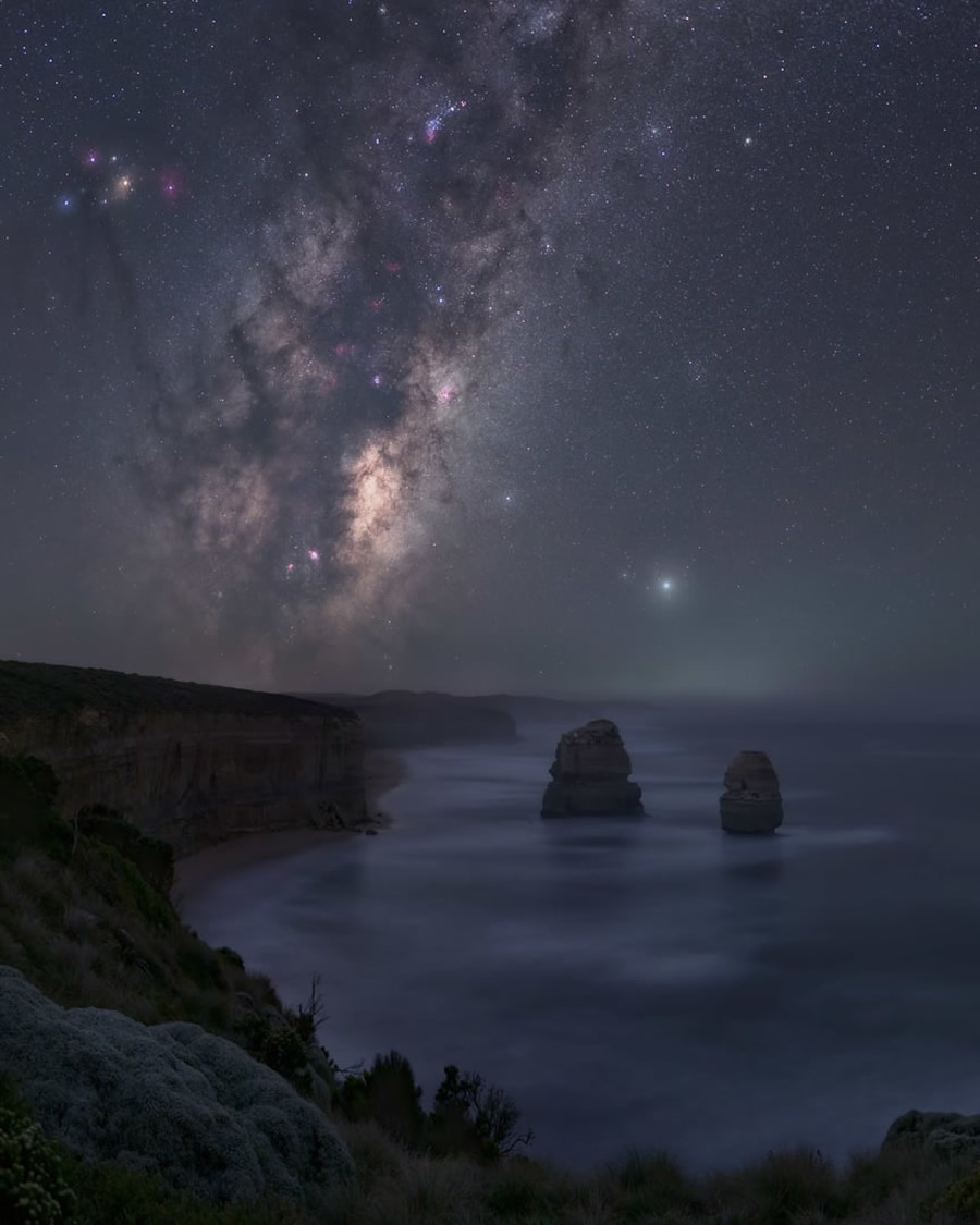Inspiring Photos Of The 2021 Milky Way Photographer Of The Year
