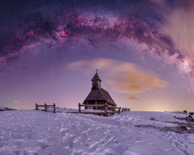 25 Inspiring Photos Of The 2021 Milky Way Photographer Of The Year