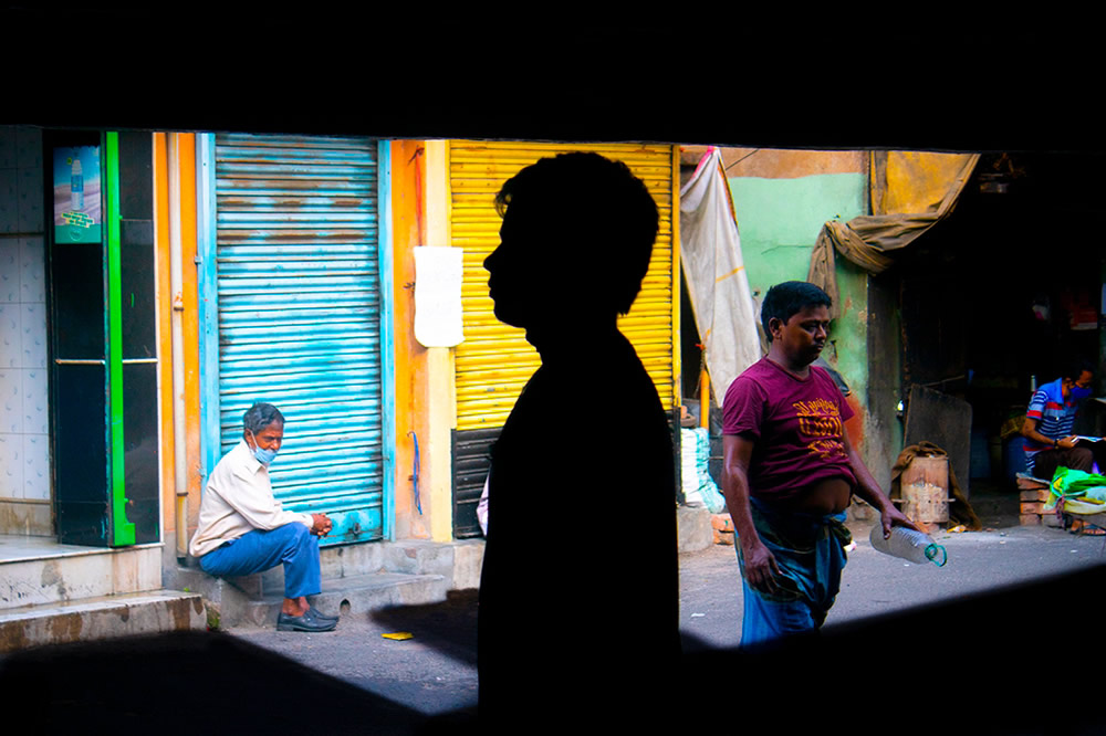 My Personal Best: Indian Street Photographer Ananway Ganguly