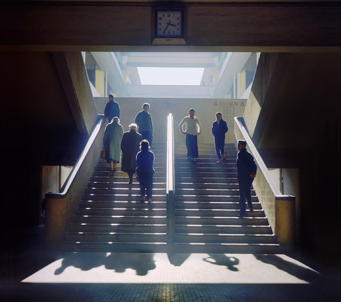 Color Photographs From Master Photographer Fan Ho