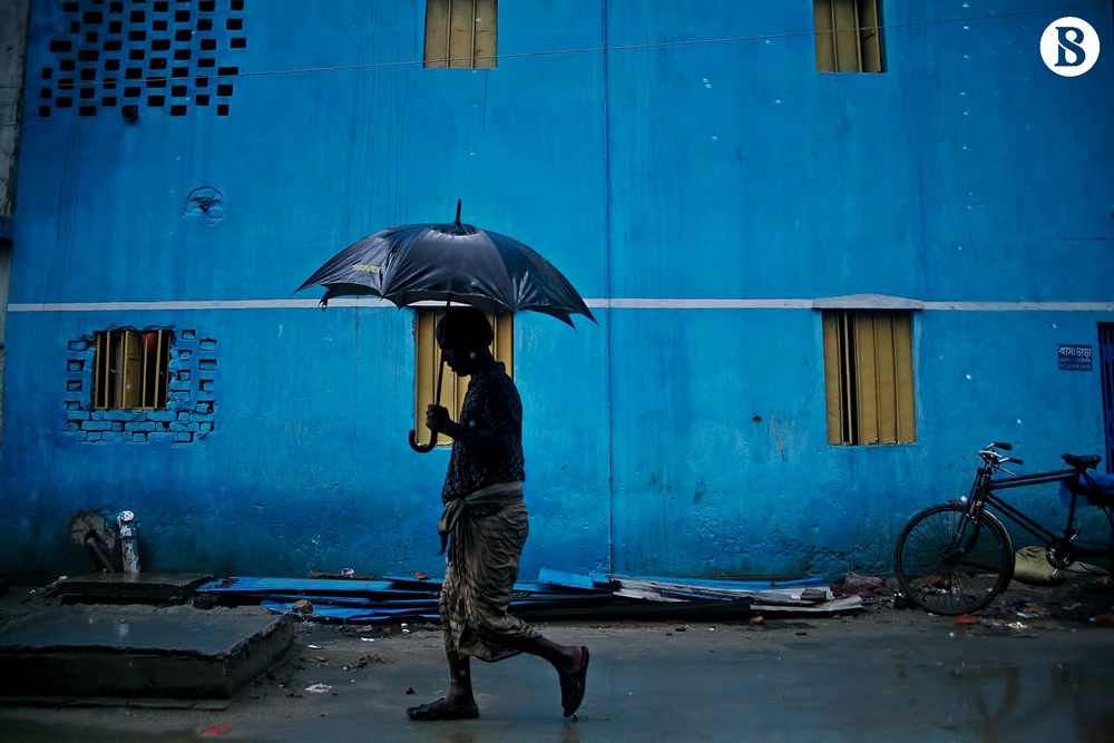 Magical Monsson: Color Street Photography Series By Thahnan Ferdous