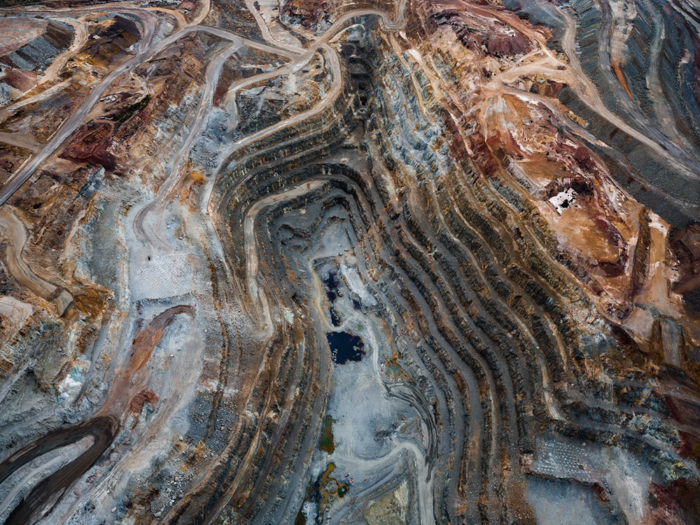 The Copper Mine: Rio Tinto Mine Project In Andalusia, Spain By Tom Hegen