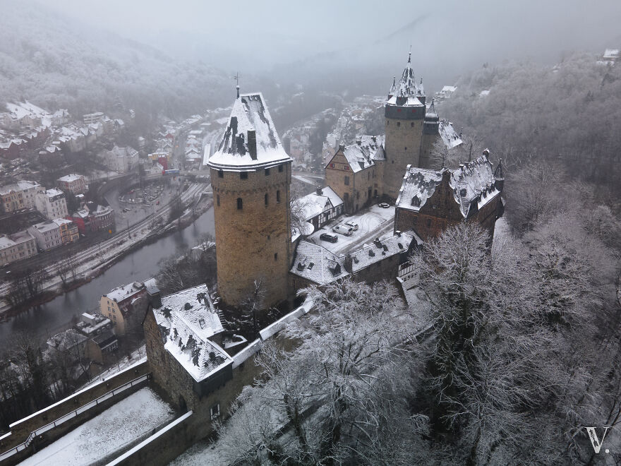 30 Beautiful Castles Around The World Captured By Vincent Croce