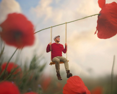Most Creative & Conceptual Self Portraits by Canadian Photographer Joel Robison
