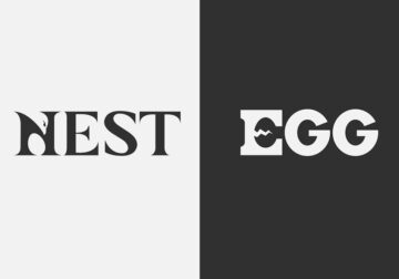 Graphic Designer Gary Dimi Pohty Creates Logos Every Day With Hidden Meanings