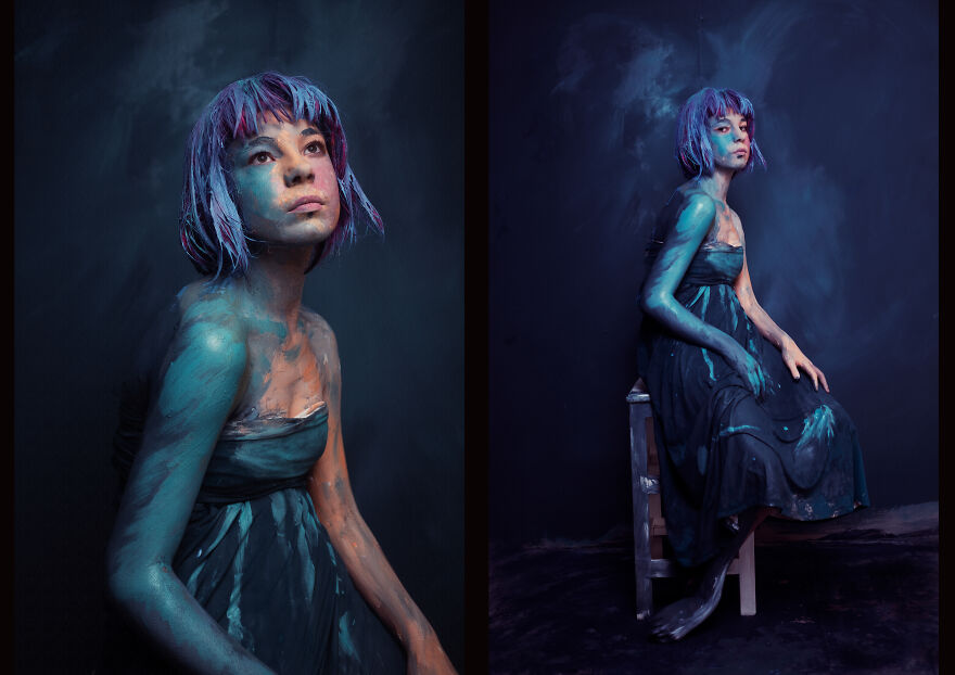 Photographer Tarryn Goldman Amazingly Created These Paintings That Are Actually Photos