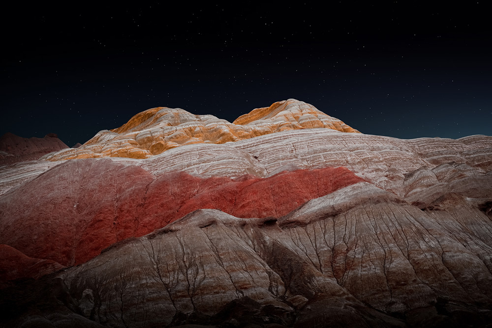 Red Beds: Beautiful Landscapes Of Himalayan Orogeny By Jonas Daley