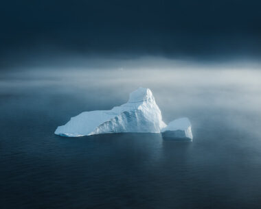 The Iceberg: Stunning Visuals Of West Coast Of Greenland By Tom Hegen