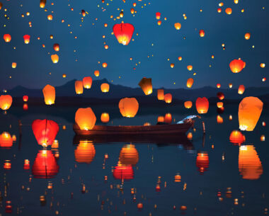 Russian Photographer Kristina Makeeva Captured Magical Photos Inspired By Balloons, Bubbles, And Lights