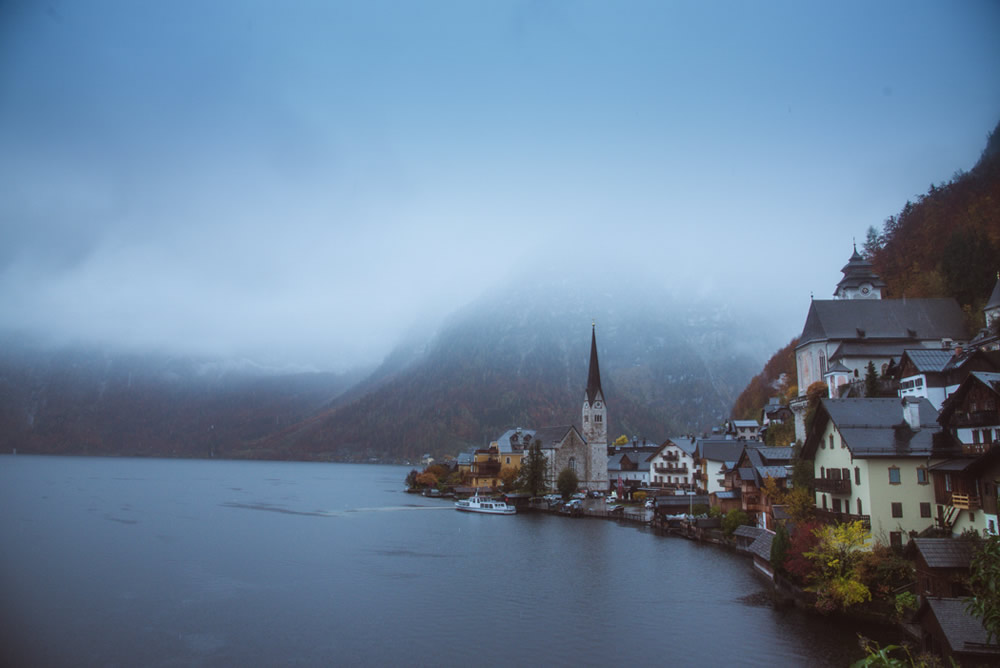 Magnificent Beauty Of Alps: Stunning Landscape Photographs by Nafi Sami