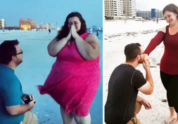 50 Times People Posted Amazing Before & After Pictures Online