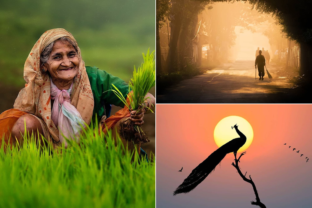 40 Stunning Photographs From Colours Of India Instagram Page