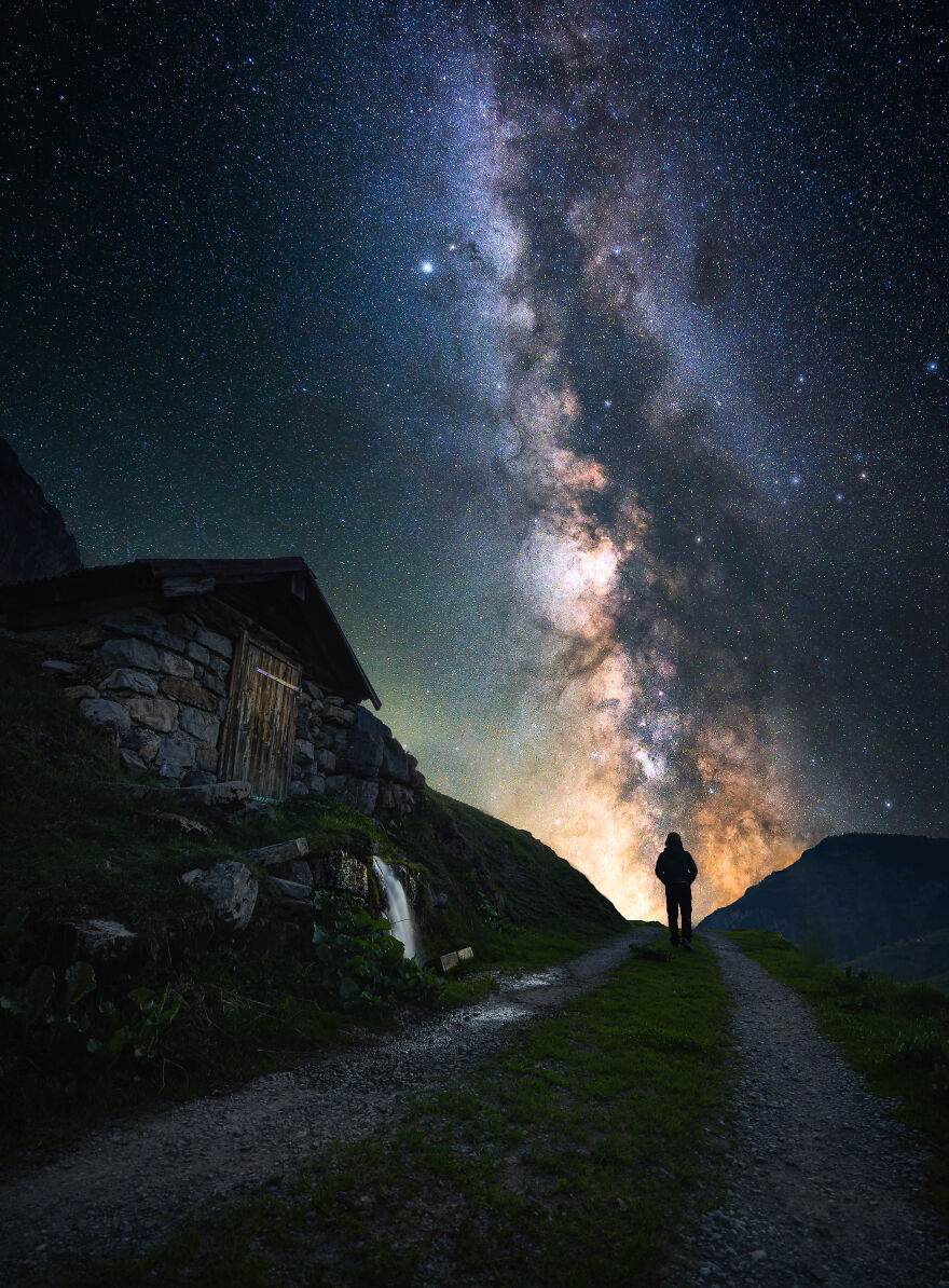 Photographer Alex Forst Captured The Magic And Beauty Of The Night Sky
