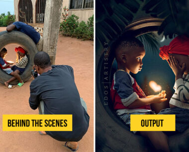 Nigerian Photographer Ibor Edosa Victor Exposes The Truth Behind His Instagram Worthy Photos